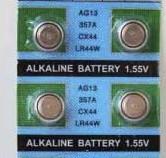 [3 buah] Baterai LR44