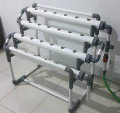 NFT Hidroponik Model Miring