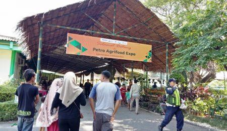 Mengunjungi Petro Agri Expo 2019