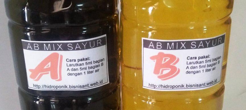 AB Mix Sayur Cair